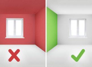 პატარა ოთახის ვიზუალურად გადიდების 10 მეთოდი
