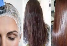 მან ეს საშუალება შეღებილ თმაზე წაისვა, ნახევარ საათში კი გასაოცარი შედეგი მიიღო