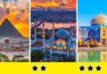10 ქვეყანა, სადაც 2019 წელს მოგზაურობა არ ღირს, და 10 ალტერნატიული მიმართულება