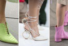 უშნო ფეხსაცმელი პოპულარობის პიკზე. 9 წყვილი, რომელთა გამოც მოდის მიმდევრები გაზაფხულს ელოდებიან